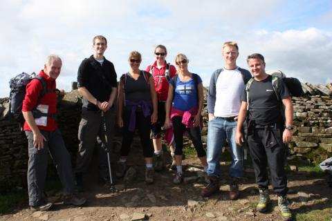 Barclays Asset Finance 3 Peaks Team June 2013